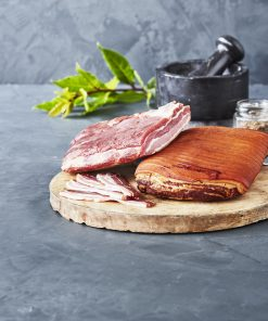 Smokepins og bacon