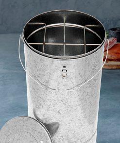 Smokepins teleskop røykovn